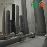 Si3n4--Tubo combinado de cerámica del nitruro de silicio del Sic con el carburo de silicio de cerámica