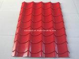 0.3-0.8mm vitrage Tuile de métal, Colorbond toit et les panneaux muraux