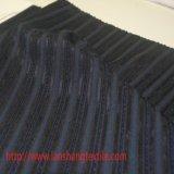 Tela de nylon do poliéster do vestuário do jacquard para cortinas do vestido da mulher