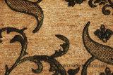 고아한 셔닐 실에 의하여 길쌈되는 직물 (FTH31191)