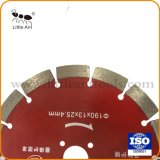 """7.5""""/190mm Power Tools Hot-Pressed seco de disco de corte de la hoja de sierra de diamante para la Piedra"""