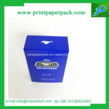 Коробка Kraft коробки печатание картона таможни упаковывая бумажная