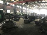 Noix DIN934 Hex galvanisées d'acier du carbone