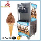 wenn die Gegenkegel zugeführt, Softy-Eiscreme-Maschinen-Preis