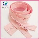 Farben-Abgleichung-Plastikreißverschluss-Kleider für Frauen