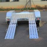 De hete Ondergedompelde Gegalvaniseerde 7 X 4 Aanhangwagen van de Graver/van de Installatie