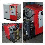 Lubricado con aceite del compresor de aire de tornillo sin aceite