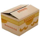 Contenitori impaccanti di documento ondulato della banana
