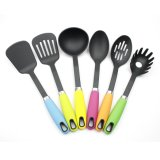 Кухонные инструменты 6ПК посудой из нержавеющей стали Set / кухни кухонные принадлежности