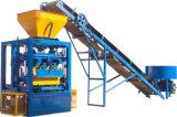 Linha de produção de bloqueio concreta hidráulica automática cheia do bloco do Paver