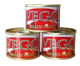 有機性70 G、210 G、400 G、800 G、1000gの2200gナイジェリアのトマトのり