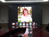 P3 a todo color en el interior del módulo de pantalla LED de exterior