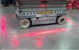 포크리프트 빨간 지역 빛 포크리프트 LED/Laser 선 빛