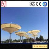 tienda extensible del jardín de la carpa de la cubierta de la membrana de la estructura de la tela de 1100g/Sqm PVDF