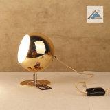 Metal Mundial Shade Lámpara de mesa (C5007389)