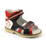 Сандалия стабилности пятки Thomas фиоритуры ортоая ягнится обувь корректирующих детей ботинок протезная