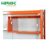 スーパーマーケットのための統合されたハードウェアラック倉庫ラック