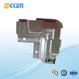 4 Mittellinie CNC-maschinell bearbeitende Aluminiumteile