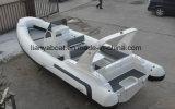 Liya 24.6FT 16personsによってモーターを備えられる膨脹可能な航海のHypalonの肋骨のボート(HYP750)