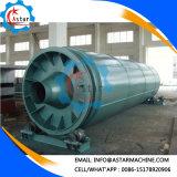 1-2 T/H el aserrín de madera/Pelo Fabricación a partir de China