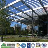 Prefabricatedhigh-Steigen Stahlkonstruktion-Handelsgebäude