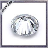 4.5 Pietra allentata tagliata diamante rotondo di carati 10.5mm Moissanite