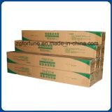La película rígida solvente del PVC de Eco de la alta calidad para rueda para arriba el soporte, película impermeable del PVC