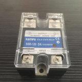 SSR 120da 3-32VDC au relais semi-conducteur monophasé 24-480VAC