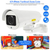 de Optische IP PTZ van de Kogel van het Gezoem 1080P 4X/10X Openlucht Waterdichte Camera van de Veiligheid