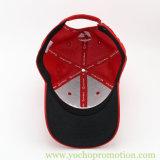 Бейсбольная кепка изготовления 3D Embriodery Китая