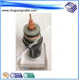 Cu Screened/PVC Insulated/PVC engainé/doux/câble d'ordinateur/instrumentation