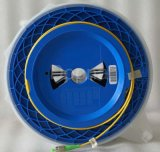 Bobina di cavo ottica del lancio della fibra di Ethernet OTDR per la rete