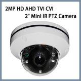 В формате Full HD с разрешением 2 мегапиксела Ahd Tvi Cvi 2 дюймовый мини-ИК камера PTZ