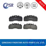Garniture de frein européenne de camion de véhicule de constructeur de la Chine