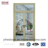 Casa de Banho de alumínio da porta de vidro porta de vidro