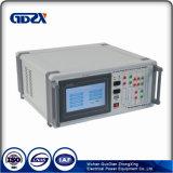 Banc d'étalonnage de détecteur au sol de système de C.C