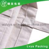 Saco natural de Muslin do algodão da alta qualidade
