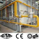 Fornace a forma di scatola di trattamento termico del gas