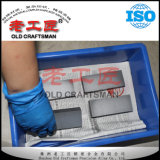 China paste de VacuümMatrijs van het Staal van het Carbide van het Wolfram van het Lassen aan