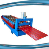 機械を形作る自動鋼鉄タイルロール機械を形作る艶をかけられたタイルロールまたは機械を形作る屋根瓦ロール