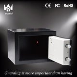 Rectángulo electrónico rojo de la caja fuerte del hogar del bloqueo del color 17e