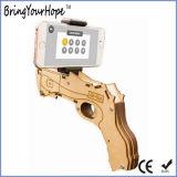 Contrôleur d'or de canon de jeu de l'AR pour le smartphone (XH-ARG-002)