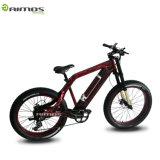 48V 500W 8fun後部モーターE自転車7-10の速度4.0の脂肪タイヤの砂Eの自転車