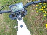 [48ف] [1500و] خلفيّة صرة محرّك اللون الأخضر مدينة درّاجة كهربائيّة