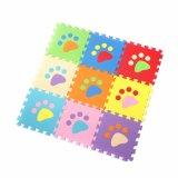 Jeu coloré de bébé de couvre-tapis de dessin animé d'Anti-Silp d'EVA couvre-tapis de puzzle
