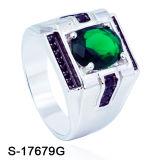 De nieuwe Fabriek Hotsale van de Ring van de Juwelen van het Ontwerp Zilveren Turkse