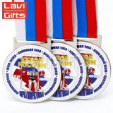 La Chine Hot vendre Custom Superman nuit nager Médaille Run