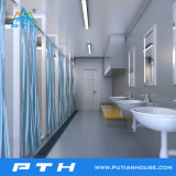 China fabrizierte Norm-Behälter-Haus mit Schlafzimmer, Badezimmer vor