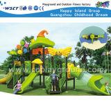 Equipamento ao ar livre do campo de jogos do parque do preço de fábrica (HC-5802)