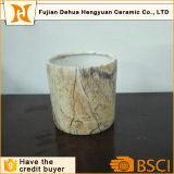 大理石の木靴の陶磁器の陶磁器の瓶